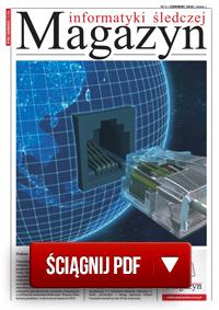 Magazyn informatyki śledczej