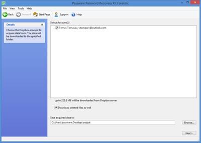 01.Passaware-Deszyfracja obrazów dysków zaszyfrowanych BitLockerem zWindows 10